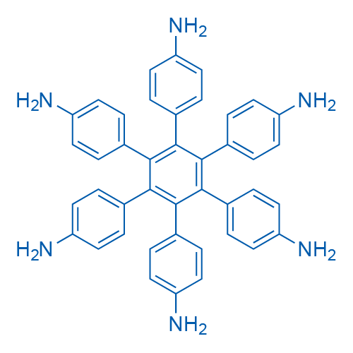 3',4',5',6'-Tetrakis(4-aminophenyl)-[1,1':2',1''-terphenyl]-4,4''-diamine