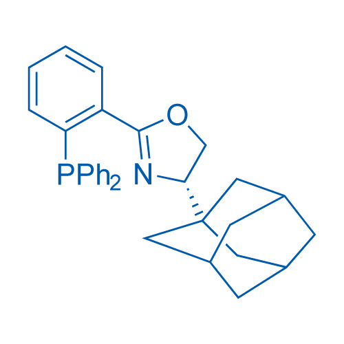 (4S)-4-(Adamantan-1-yl)-2-(2-(diphenylphosphanyl)phenyl)-4,5-dihydrooxazole