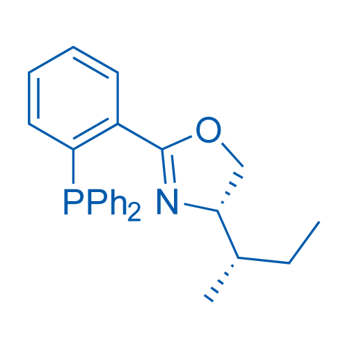 (S)-4-((S)-sec-Butyl)-2-(2-(diphenylphosphino)phenyl)-4,5-dihydrooxazole