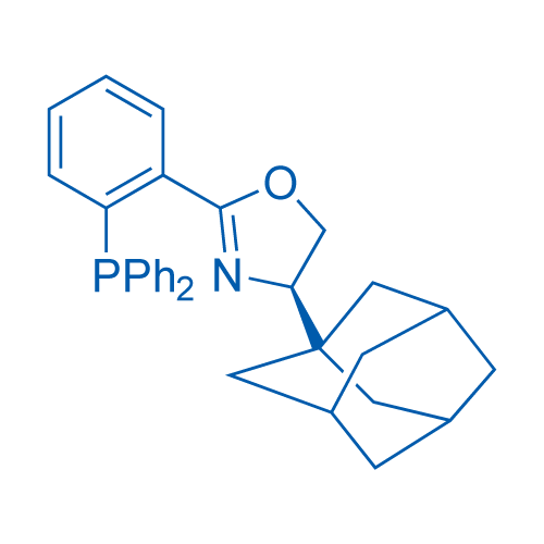 (4R)-4-(Adamantan-1-yl)-2-(2-(diphenylphosphanyl)phenyl)-4,5-dihydrooxazole