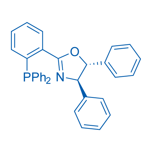 (4R,5R)-2-(2-(Diphenylphosphanyl)phenyl)-4,5-diphenyl-4,5-dihydrooxazole