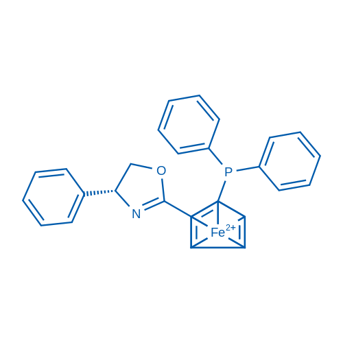 (2R)-1-((4R)-4,5-Dihydro-4-phenyl-2-oxazolyl)-2-(diphenylphosphino)ferrocene