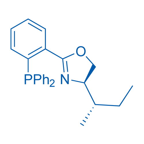 (R)-4-((S)-sec-Butyl)-2-(2-(diphenylphosphino)phenyl)-4,5-dihydrooxazole