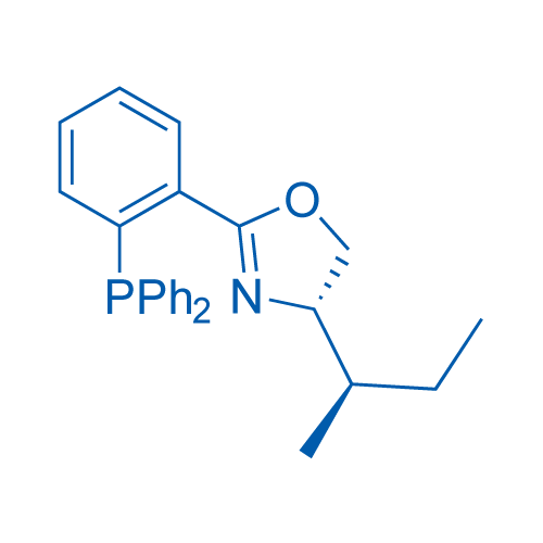 (S)-4-((R)-sec-Butyl)-2-(2-(diphenylphosphino)phenyl)-4,5-dihydrooxazole