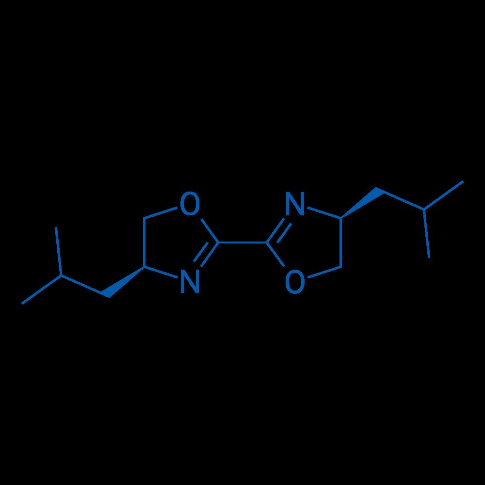 (4S,4'S)-4,4'-Diisobutyl-4,4',5,5'-tetrahydro-2,2'-bioxazole