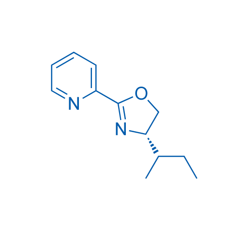 (4S)-4-(sec-Butyl)-2-(pyridin-2-yl)-4,5-dihydrooxazole