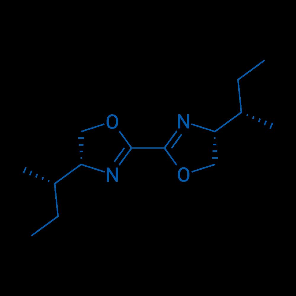 (4R,4'R)-4,4'-Di((S)-sec-butyl)-4,4',5,5'-tetrahydro-2,2'-bioxazole