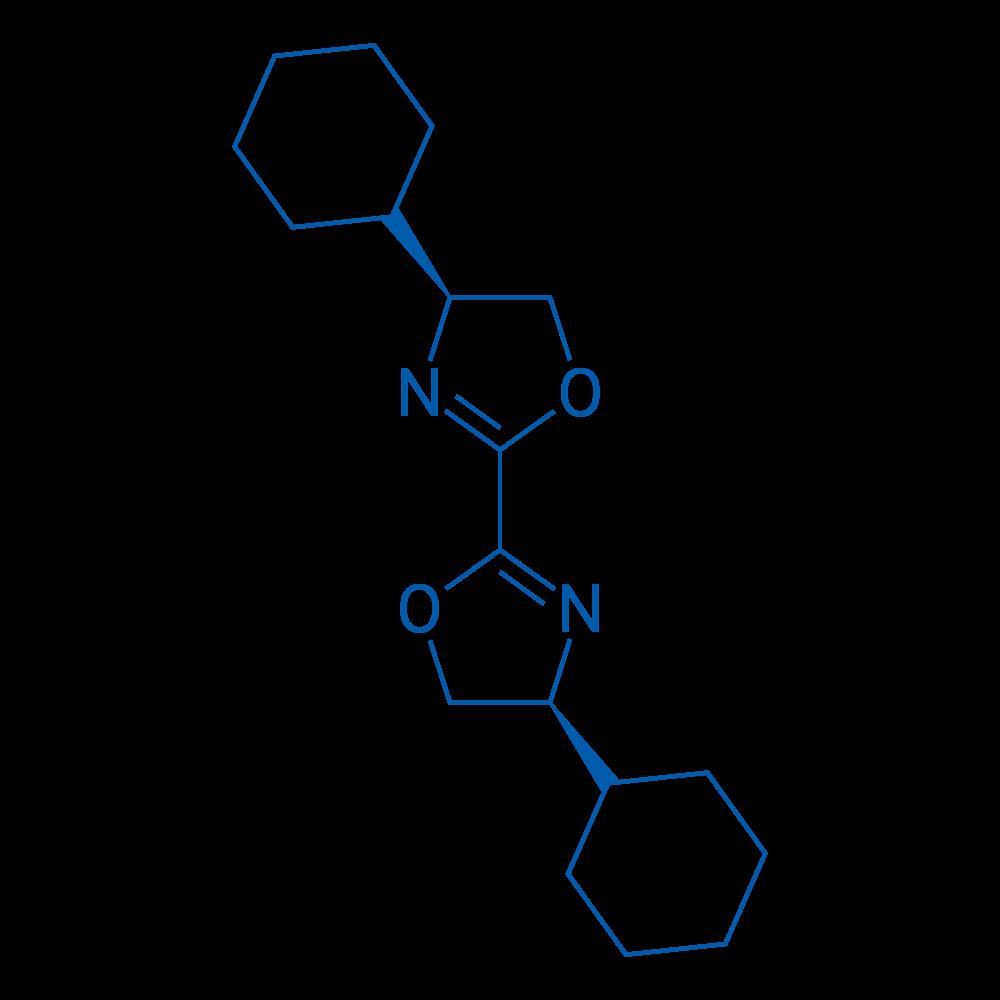 (4S,4'S)-4,4'-Dicyclohexyl-4,4',5,5'-tetrahydro-2,2'-bioxazole