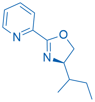 (4R)-4-(sec-Butyl)-2-(pyridin-2-yl)-4,5-dihydrooxazole
