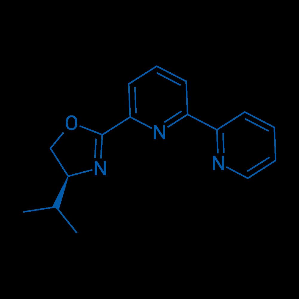 (S)-2-([2,2'-Bipyridin]-6-yl)-4-isopropyl-4,5-dihydrooxazole