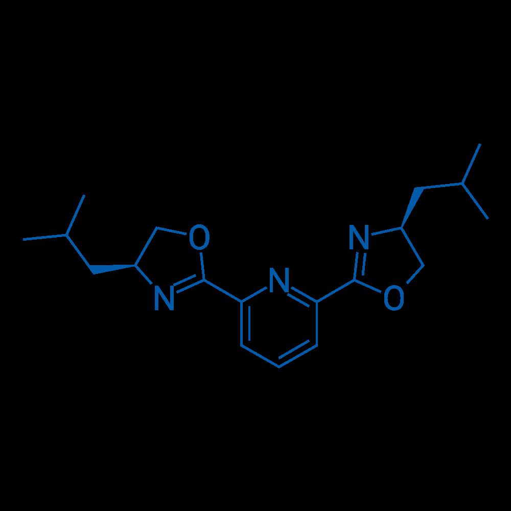 2,6-Bis((S)-4-isobutyl-4,5-dihydrooxazol-2-yl)pyridine