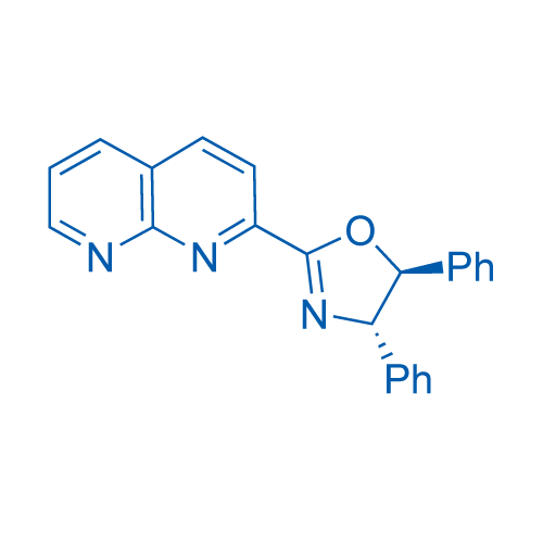 (4S,5S)-2-(1,8-Naphthyridin-2-yl)-4,5-diphenyl-4,5-dihydrooxazole