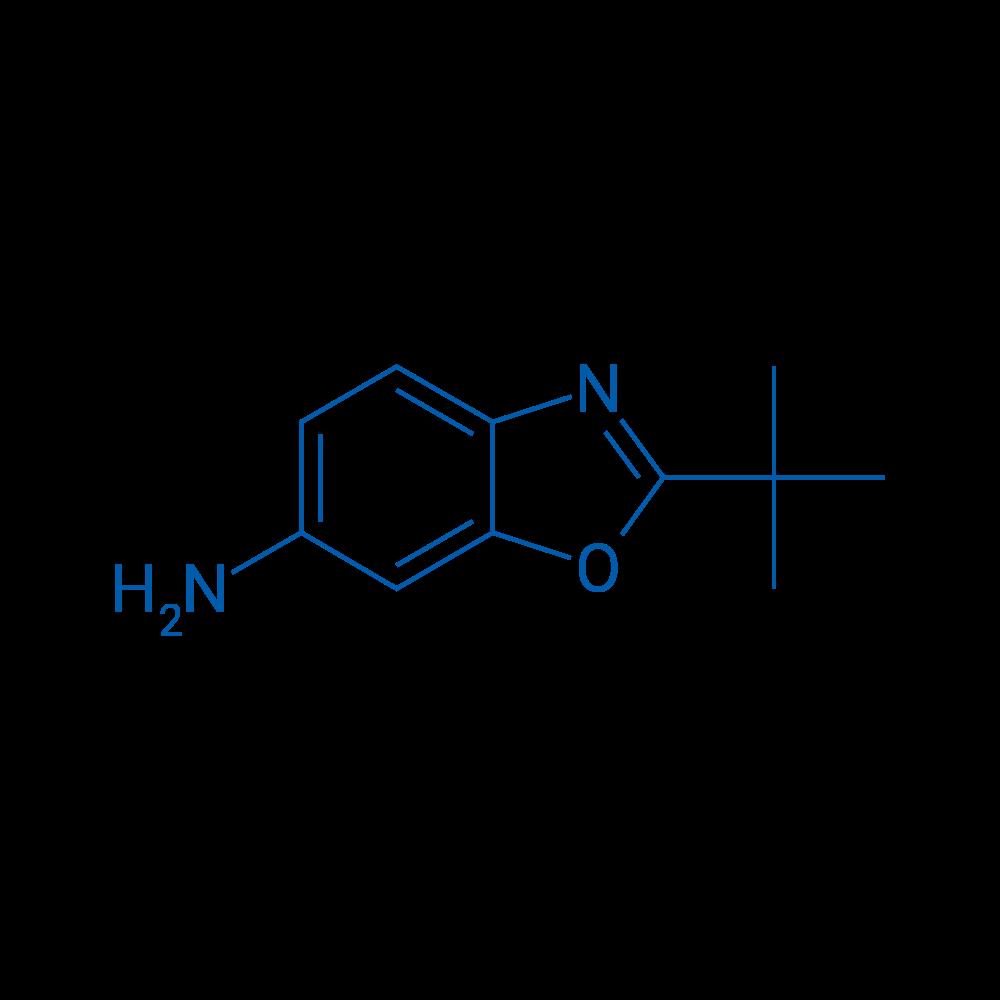 2-(tert-Butyl)benzo[d]oxazol-6-amine