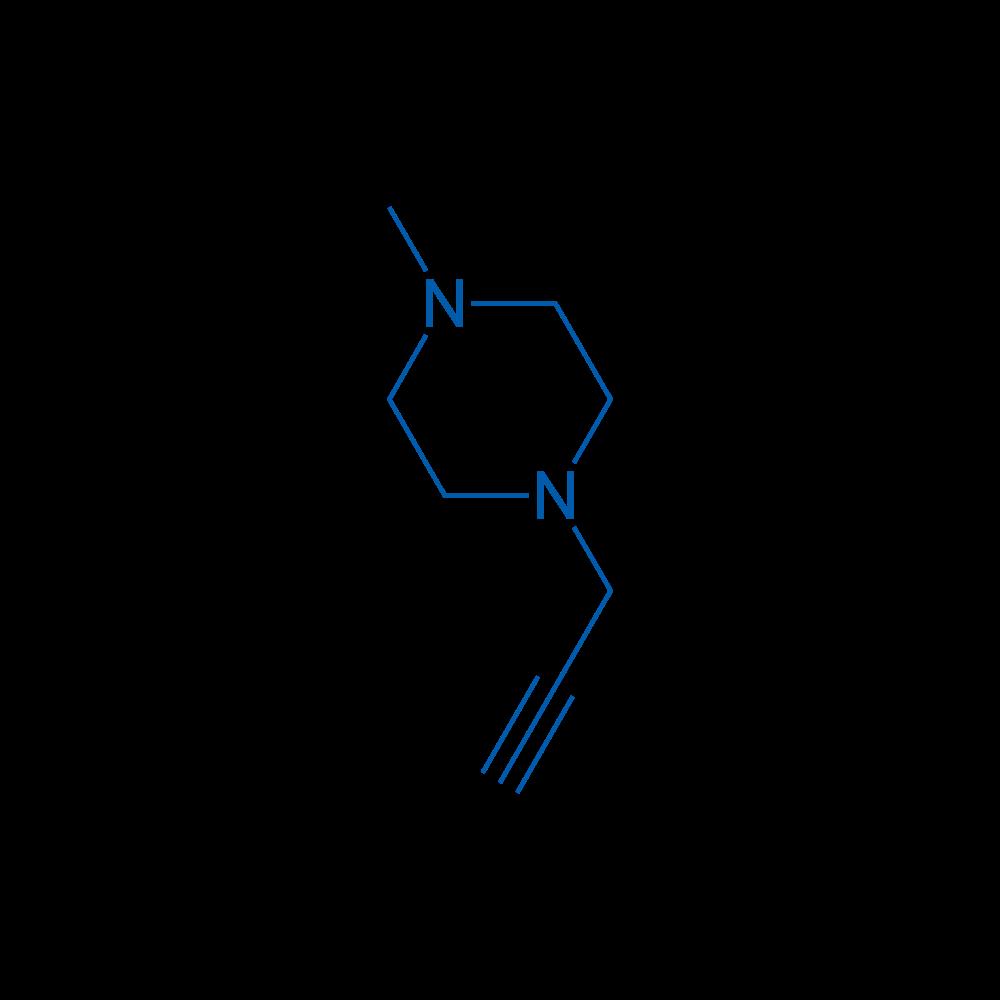 1-Methyl-4-prop-2-ynyl-piperazine