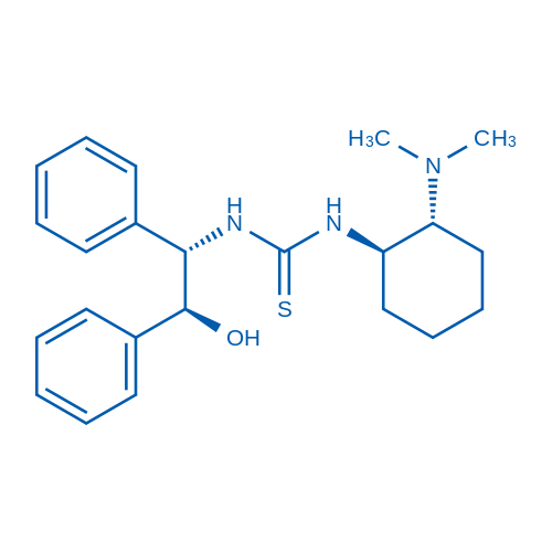 1-((1R,2R)-2-(Dimethylamino)cyclohexyl)-3-((1S,2S)-2-hydroxy-1,2-diphenylethyl)thiourea