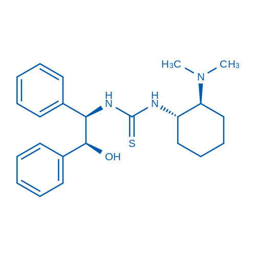1-((1S,2S)-2-(Dimethylamino)cyclohexyl)-3-((1R,2S)-2-hydroxy-1,2-diphenylethyl)thiourea