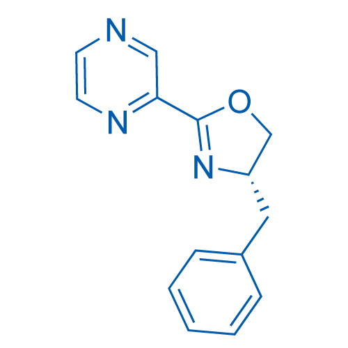 (S)-4-Benzyl-2-(pyrazin-2-yl)-4,5-dihydrooxazole