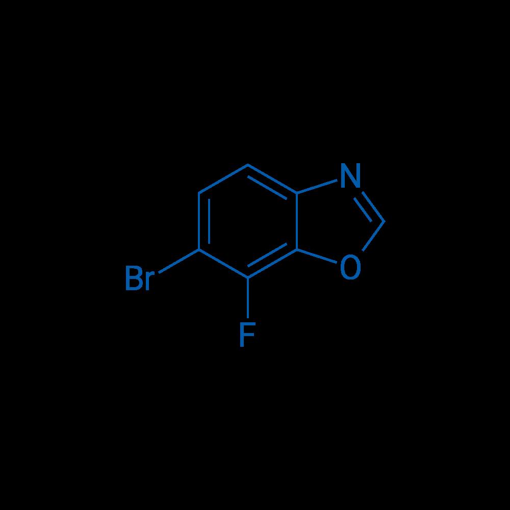 6-Bromo-7-fluorobenzo[d]oxazole
