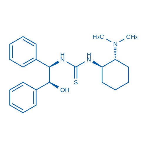 Rel-1-((1R,2R)-2-(dimethylamino)cyclohexyl)-3-((1R,2S)-2-hydroxy-1,2-diphenylethyl)thiourea