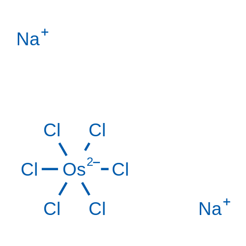 Sodium hexachloroosmiate(IV)