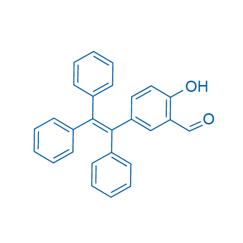 2-Hydroxy-5-(1,2,2-triphenylvinyl)benzaldehyde