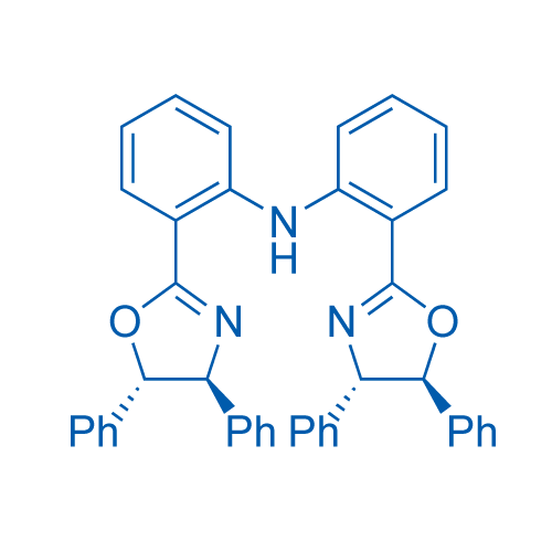 Bis(2-((4S,5S)-4,5-diphenyl-4,5-dihydrooxazol-2-yl)phenyl)amine
