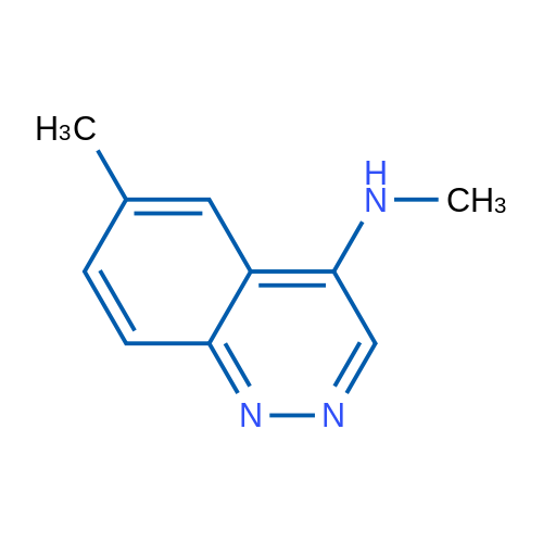 N,6-Dimethylcinnolin-4-amine