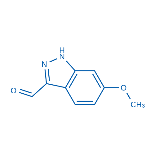 6-Methoxy-1H-indazole-3-carbaldehyde