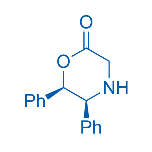 (5S,6R)-5,6-Diphenyl-2-morpholinone