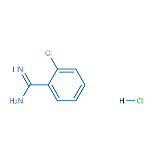 2-Chloro-benzamidine hydrochloride