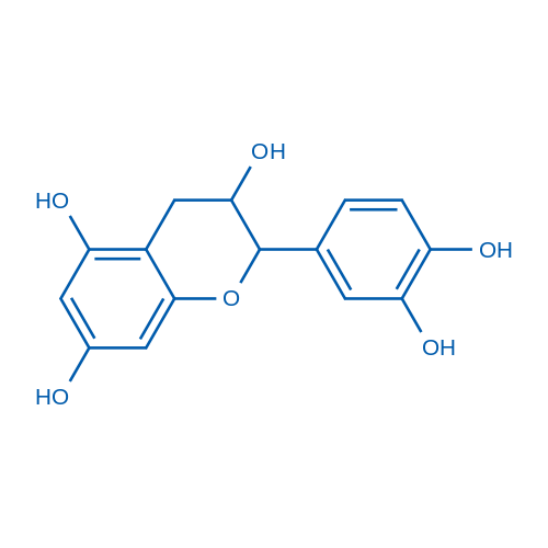 2-(3,4-Dihydroxyphenyl)chroman-3,5,7-triol