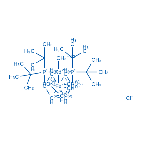 PdCl2(dtbpf)Cl