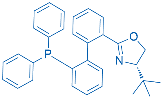 (S)-4-(tert-Butyl)-2-(2'-(diphenylphosphanyl)-[1,1'-biphenyl]-2-yl)-4,5-dihydrooxazole