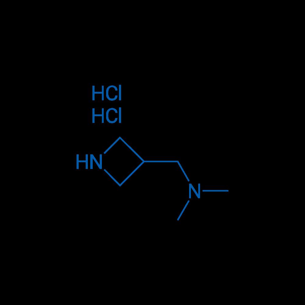 1-(Azetidin-3-yl)-N,N-dimethylmethanamine dihydrochloride