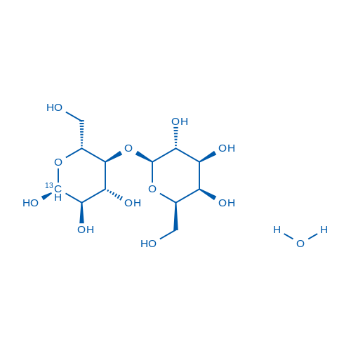 D-Lactose-1-13C hydrate
