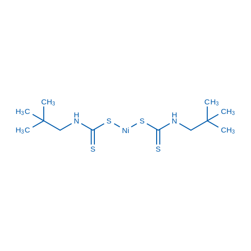 Bis((neopentylcarbamothioyl)thio)nickel