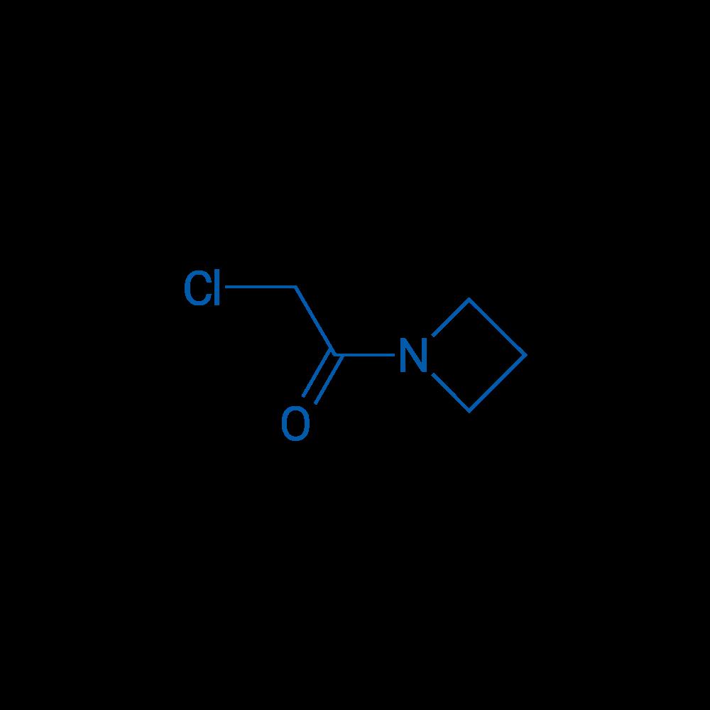 1-(Azetidin-1-yl)-2-chloroethanone