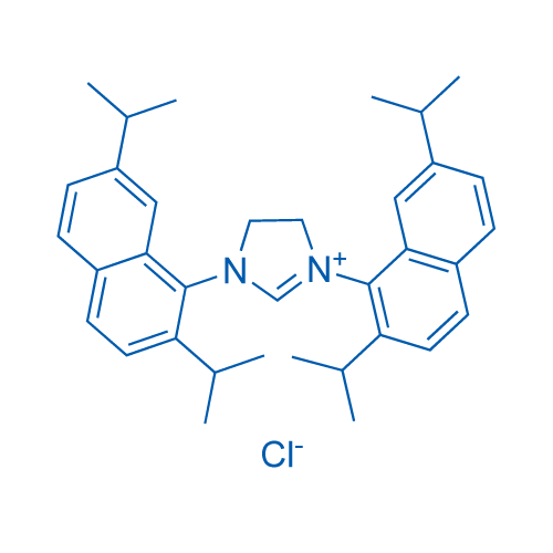 1,3-Bis(2,7-diisopropylnaphthalen-1-yl)-4,5-dihydro-1H-imidazol-3-ium chloride