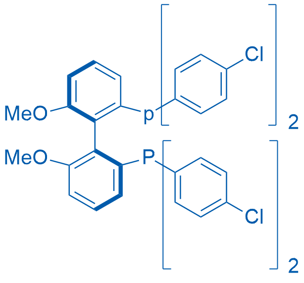 (S)-(6,6'-Dimethoxy-[1,1'-biphenyl]-2,2'-diyl)bis(bis(4-chlorophenyl)phosphane)