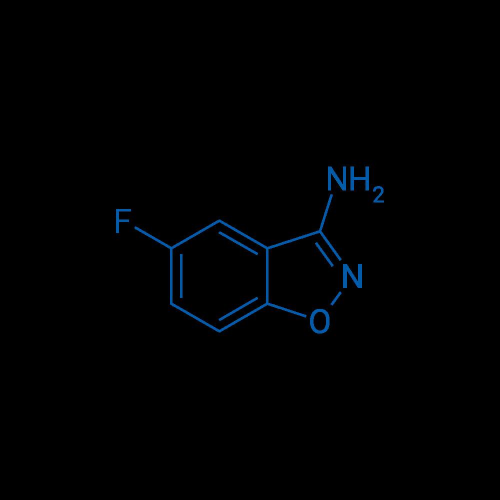 5-Fluorobenzo[d]isoxazol-3-amine