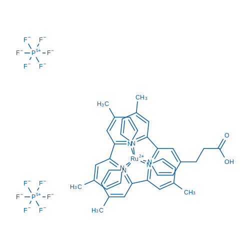[Ru(dmbpy)2-4-(4'-Methyl-[2,2'-bipyridin]-4-yl)butanoic acid](PF6)2