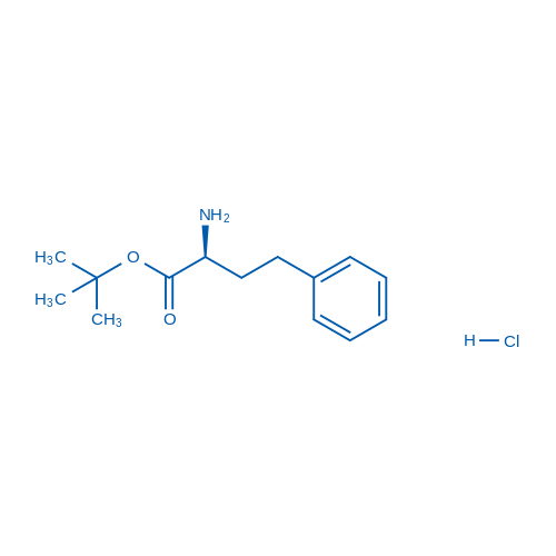L-Homophenylalanine tert-Butyl Ester Hydrochloride