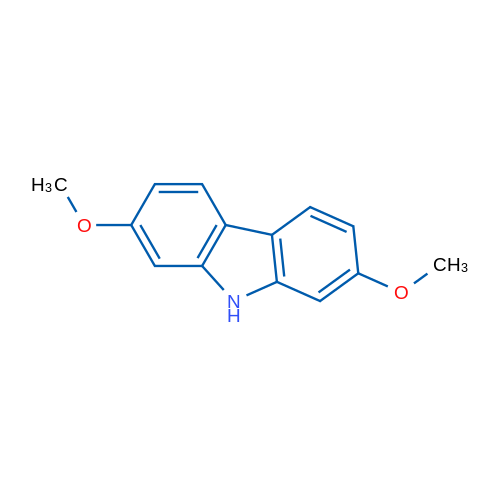 2,7-Dimethoxy-9H-carbazole
