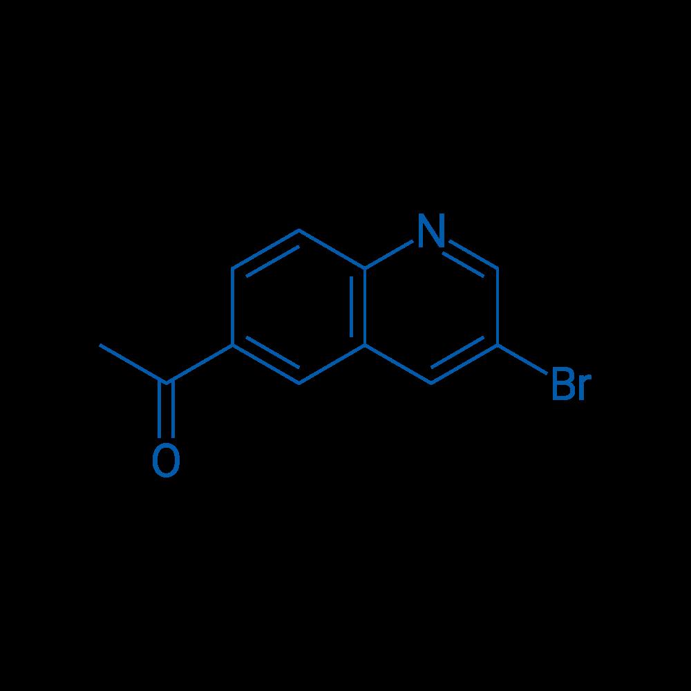 1-(3-Bromoquinolin-6-yl)ethanone