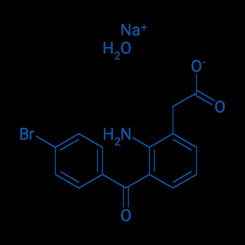 Bromfenac Sodium Hydrate