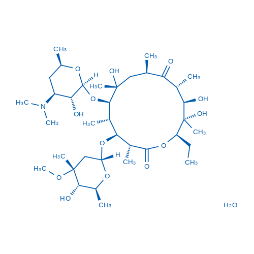 Erythromycin dihydrate