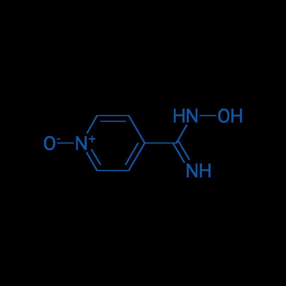 N-Hydroxy-1-oxy-isonicotinamidine