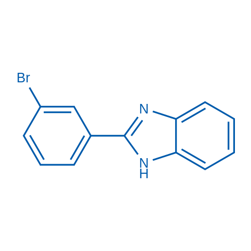 2-(3-Bromophenyl)-1H-benzo[d]imidazole