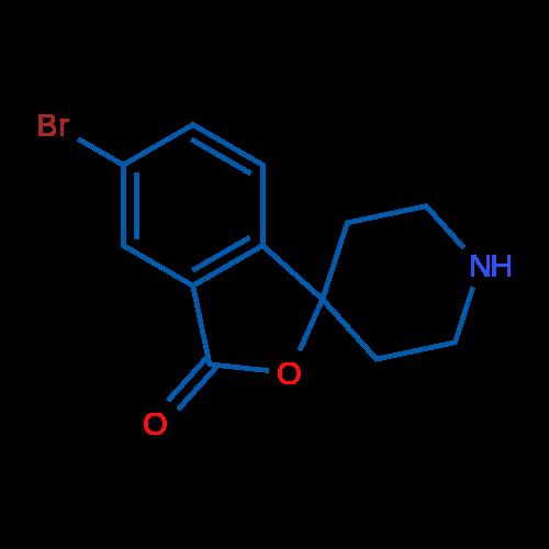 5-Bromo-3H-spiro[isobenzofuran-1,4'-piperidin]-3-one