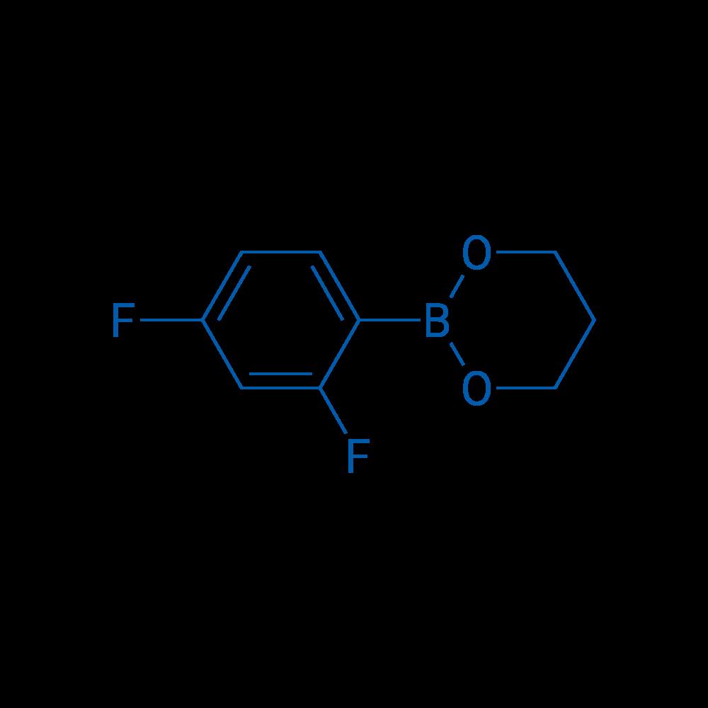 2-(2,4-Difluorophenyl)-1,3,2-dioxaborinane